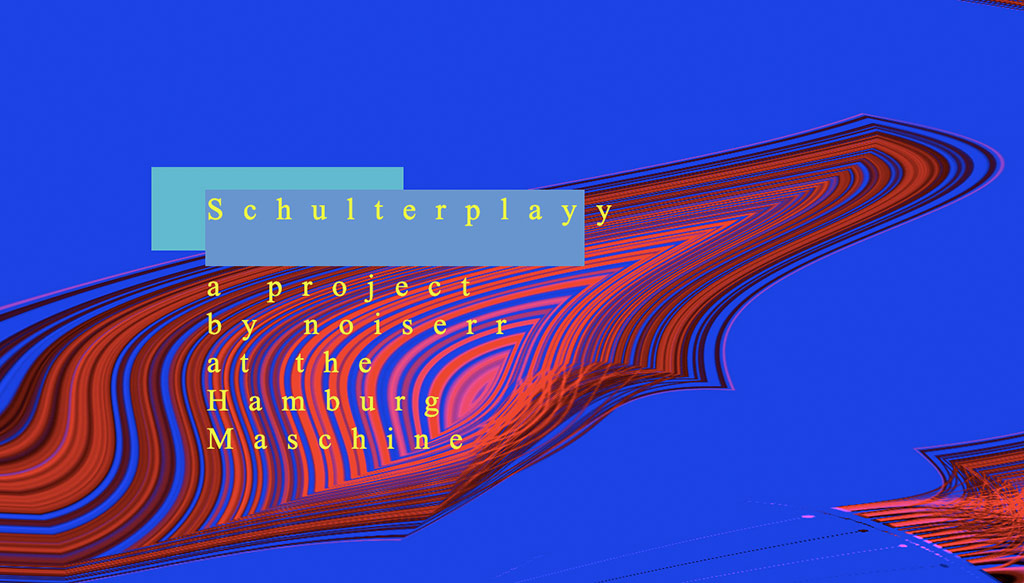 Schulterplayy Website @ Martina Raponi